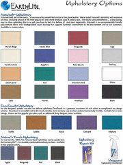 Earthlite Kleurenkaart