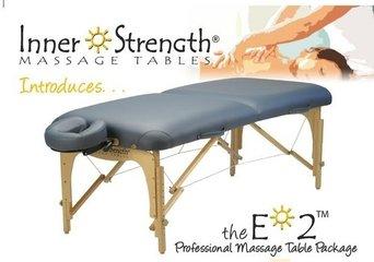 InnerStrenght Massagetafel