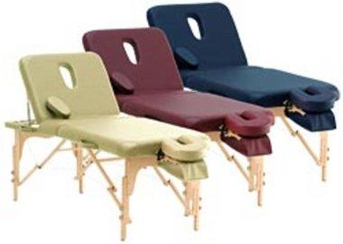 Salon III massagetafel pakket 185x76cm TAO-line *JUBILEUM* AANBIEDING