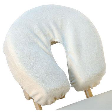 Overtrek Hoofdsteun crème Badstof XL BN