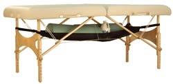 Hangmat voor onze massagetafels Earthlite