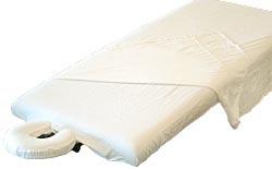 Saunalakenpakket Fleece Wit 3-delig TAO-line