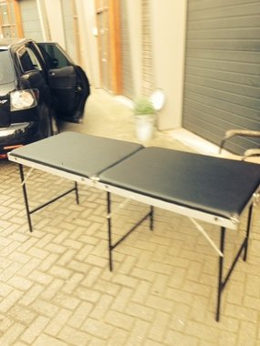 Huur Sport Massagetafel kl. I 1e week Excl Borg en Transport