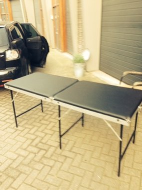 SPORT Massagetafel 2e hands