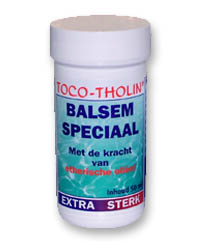 Massage Balsem Speciaal 50ml TOCO-THOLIN
