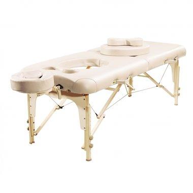 Zwangerschaps Massagetafel pakket Special/Pregnancy Massagetable package Special CREME TAO-line *JUBILEUM* AANBIEDING
