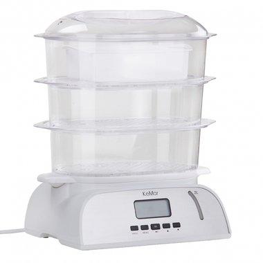 Digitale Stoompan/Compress Heater voor Kruidenstempels *JUBILEUM* AANBIEDING