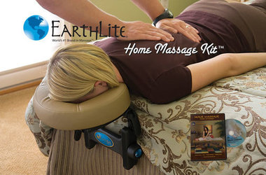 Home Massage Therapy Kit Earthlite