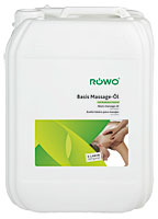 Röwo Basis Massageolie 5 liter