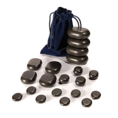 Hot Stone Set 20 Delig
