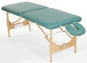 New Wave II C Massagetafel pakket Pisces Pro