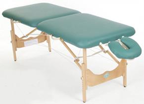 New Wave II B Massagetafel pakket Pisces Pro