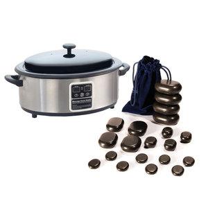 Hotstone 20 + Digitale Heater 6 liter pakket *JUBILEUM* AANBIEDING